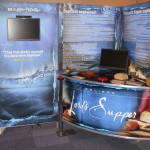Lords Supper display